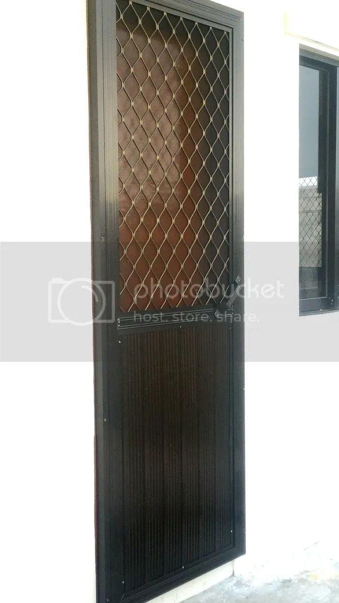 price of aluminum screen door in the philippines