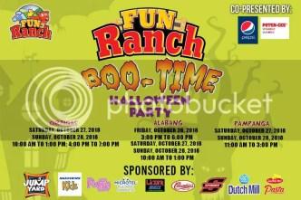 Halloween Trick or Treat Events 2018 Manila