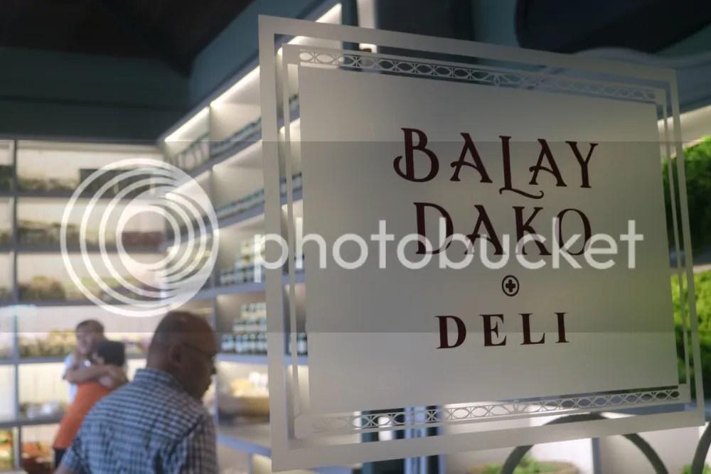 Balay Dako Deli