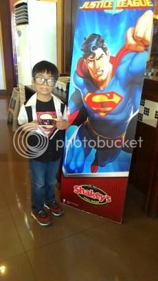 Superman Clark Kent Costume for Halloween