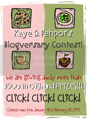 BIG Blogversary Contest