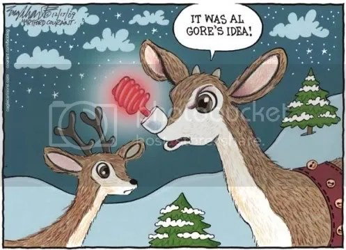 Hat Al Gore vorgeschlagen...