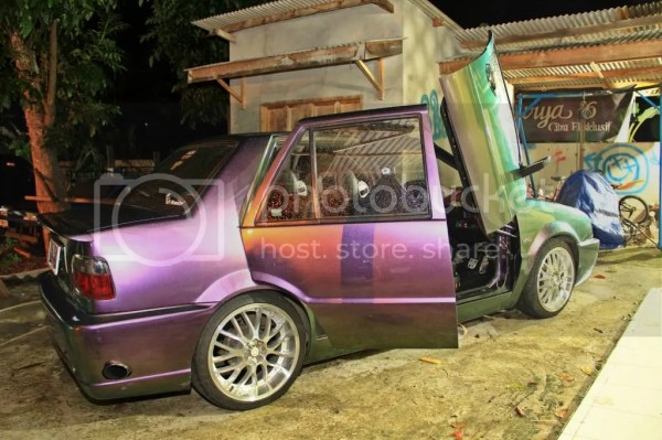 Jual Holden Gemini th 90 Full Modif VIP