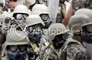 gas mask honduras