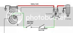 John Deere Starter Relay Wiring Diagrams   Online Wiring Diagram