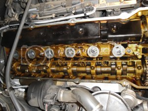 E46 BMW 330 ZHP Engine parts and pictures