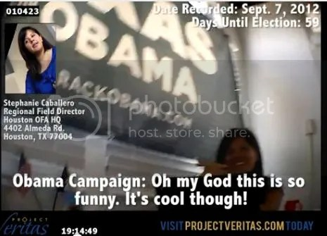 Obama for America election fraud
