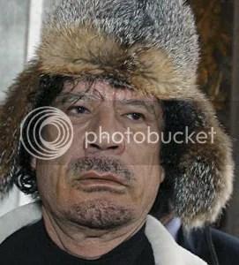 gadhafi rasputin