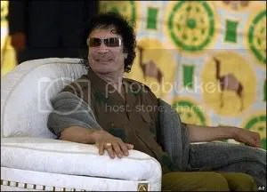 casual chic gadhafi