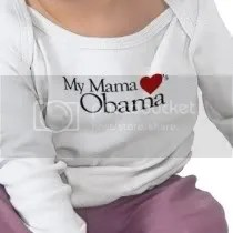 Mama loves Obama