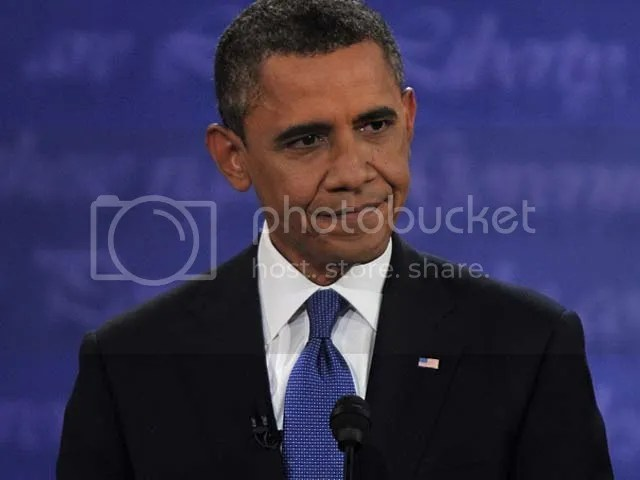 Obama first presidential debate