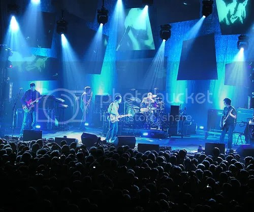 radiohead in concert
