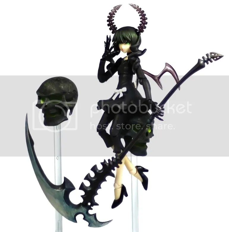 figma Dead master and skulls
