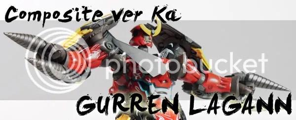 Composite Ver Ka Gurren Lagann Title