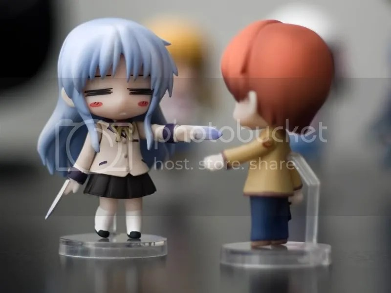 Angel Beats Petits extra shots
