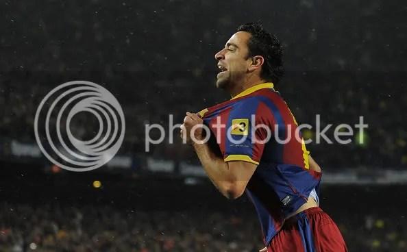 FC Barcelona,El Clasico,Xavi Hernandez