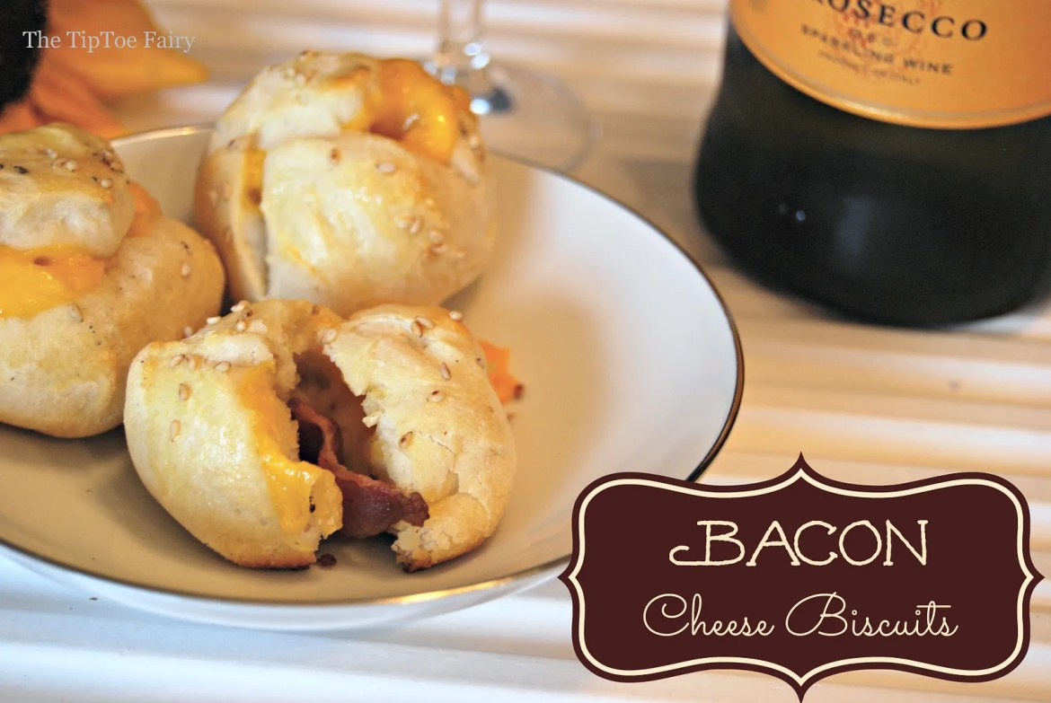 Bacon Cheesy Biscuits