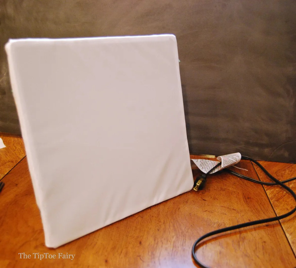DIY Photo Soft Lights