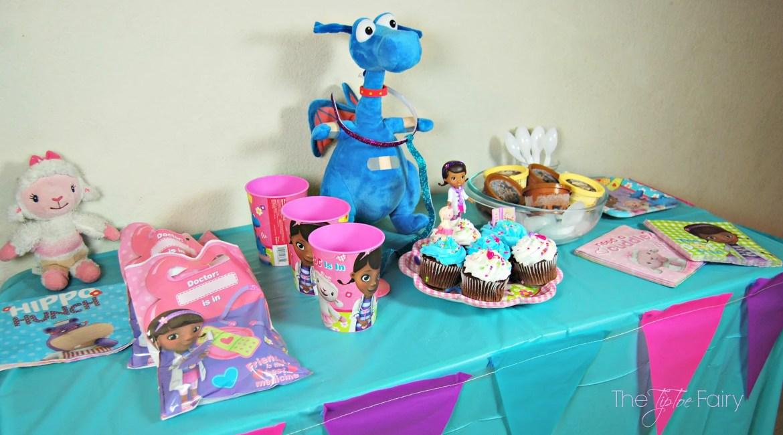 Doc McStuffins Birthday Ideas   The TipToe Fairy #JuniorCelebrates #CollectiveBias #shop #disney #docmcstuffins #birthdayideas