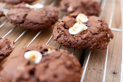 Rocky Road Cookies | Life Currents