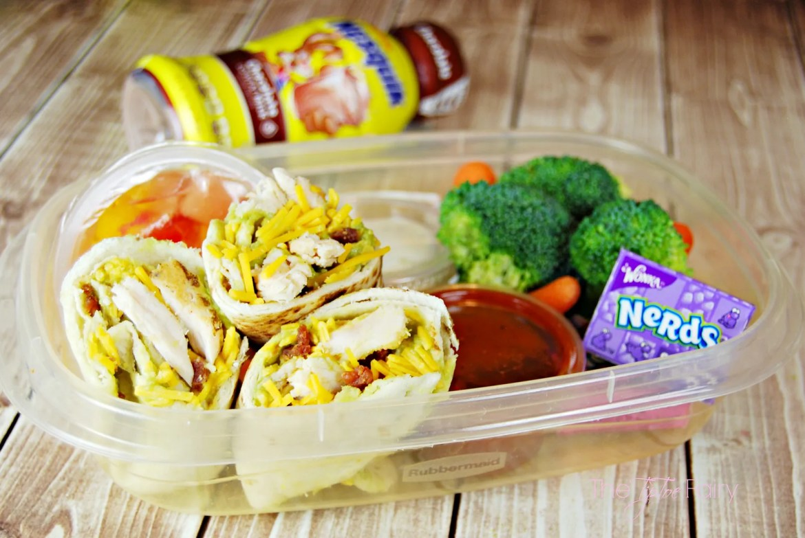 Lunch Box Ideas - Chicken Taco Roll Ups | The TipToe Fairy #MyGoodLife #shop #chickenrecipes #lunchboxideas #lunchideas