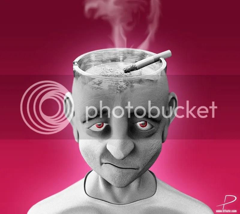 Resultado de imagen de efecto cigarros
