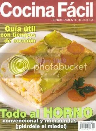 Cocina que de libros p gina 21 - Revista cocina facil lecturas ...