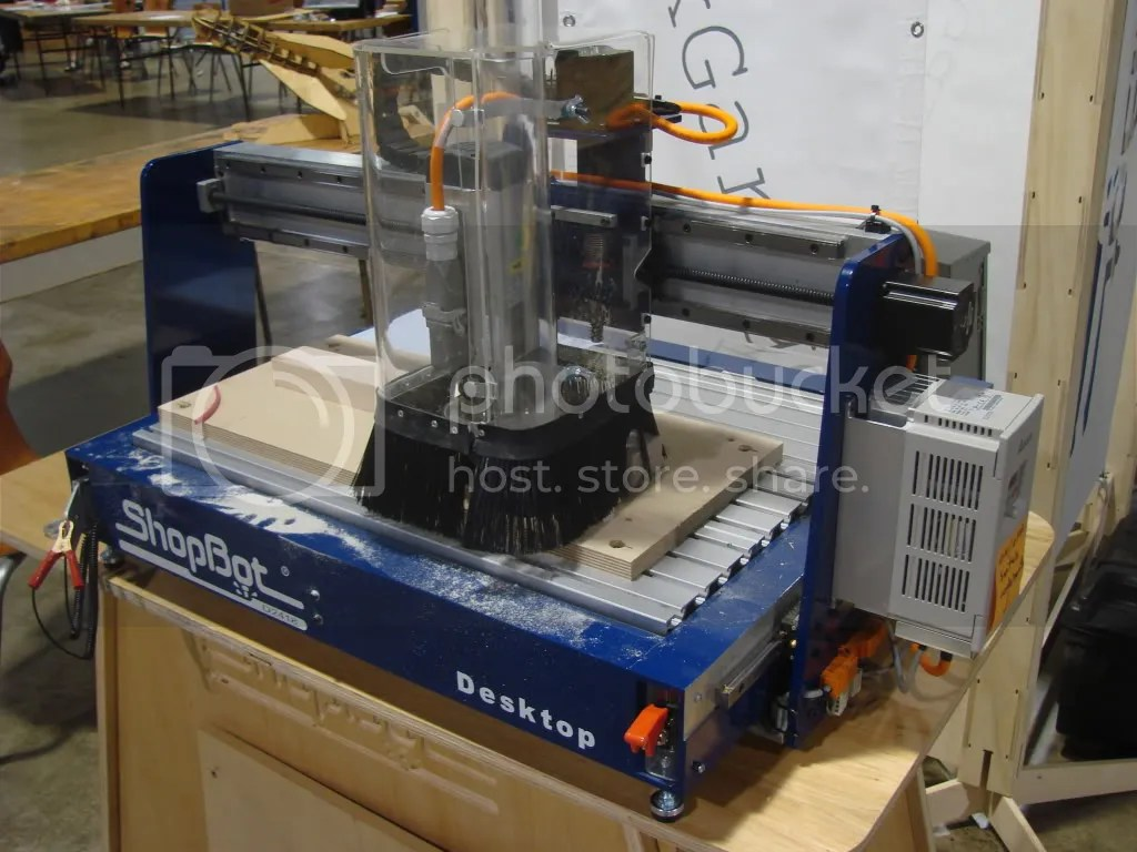 ShopBot Desktop CNC Router Digital Fabrication Tool