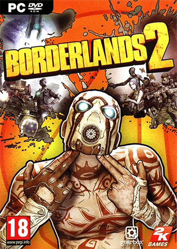 319- Borderlands 2 Remastered [All DLCs + Ultra HD Texture Pack +