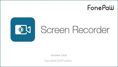 FonePaw Screen Recorder 1.3.0 Multilingual Portable