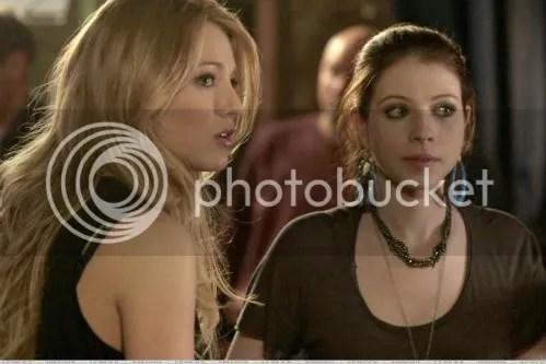 Gossip Girl Serena e Georgina