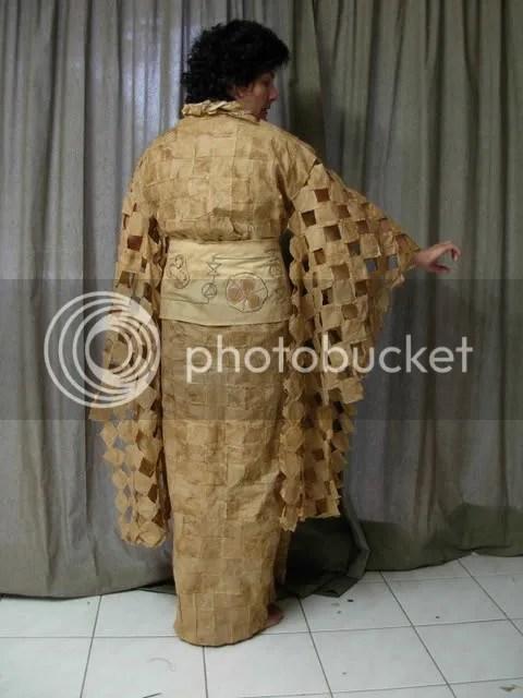 Megan's teabag kimono