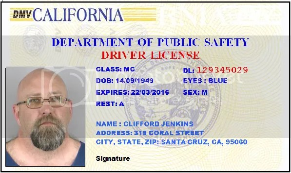 Driver's license layer