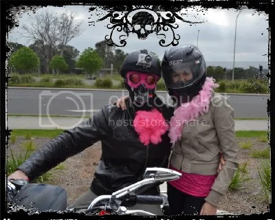 Pink Ribbon Ride 2011