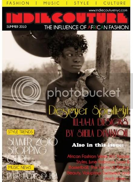Indie Couture magazine
