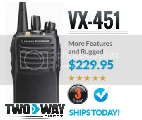 two way radio intercom