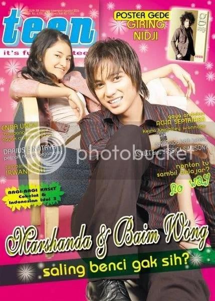 Marshanda,Baim Wong