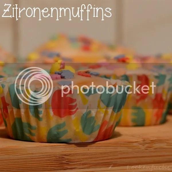 Muffins für den Frühling!