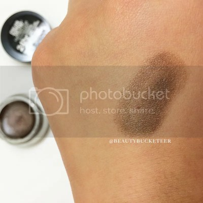 Maybelline Color Tattoo Leather in Chocolate Suede