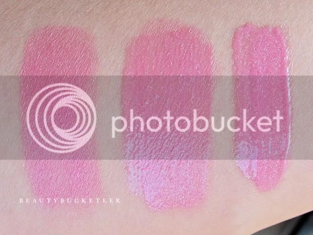 Revlon Ultra HD Lip Lacquer HD Pink Ruby, Revlon Ultra HD Lip Lacquer HD Pink Sapphire, Revlon Ultra HD Lipstick HD Peony, Revlon Ultra HD Lipstick HD Azalea