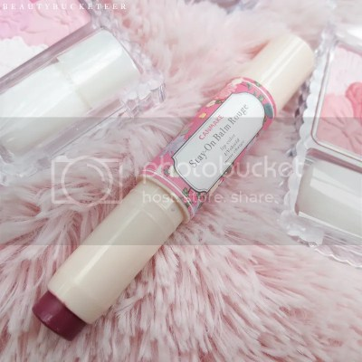 Canmake Stay-On Balm Rouge 01