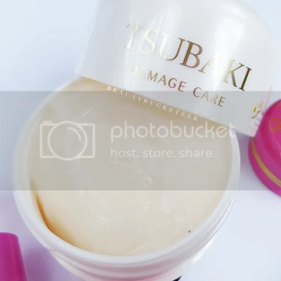 Tsubaki Damage Care Hair Mask