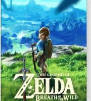 The Legend of Zelda : Breath of the Wild SWITCH XCI NSP