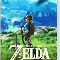 The Legend of Zelda : Breath of the Wild Switch NSP XCI