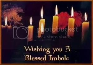 Imbolic Candles