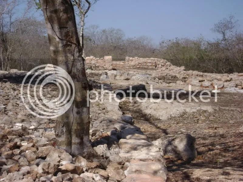 Templo Maya de Ciudad Caucel