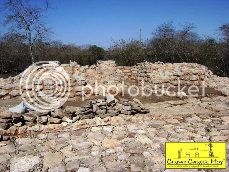 zona arqueológica de ciudad caucel