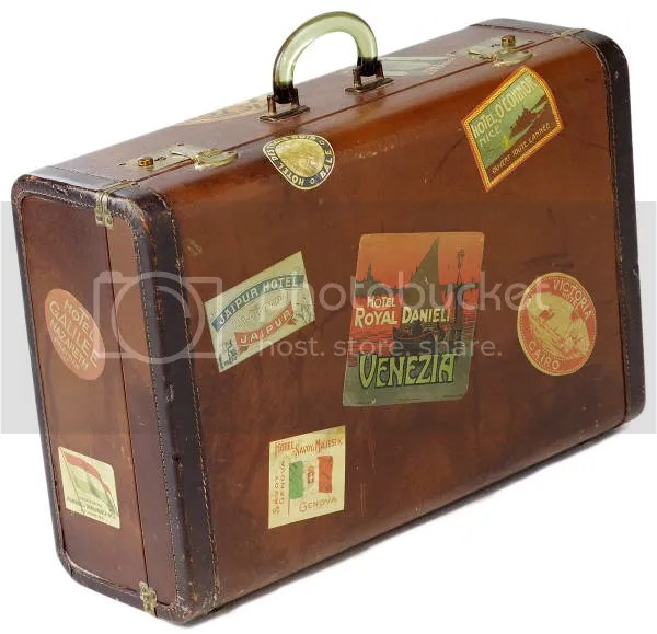 Have suitcase will travel.  Becoming Homegrown is going out of town.
