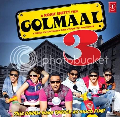 GOLMAAL 3 HINDI MOVIE MP3 AUDIO SONGS FREE DOWNLOAD