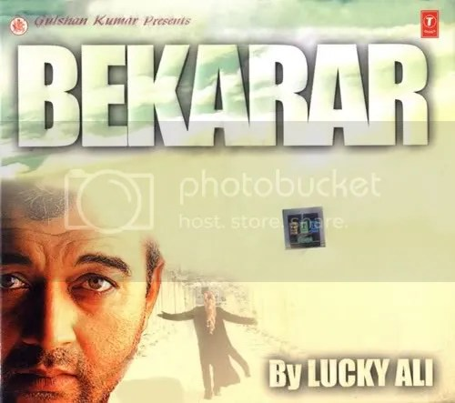 BEKARAR - LUCKY ALI HINDI ALBUM MP3 AUDIO SONGS FREE DOWNLOAD